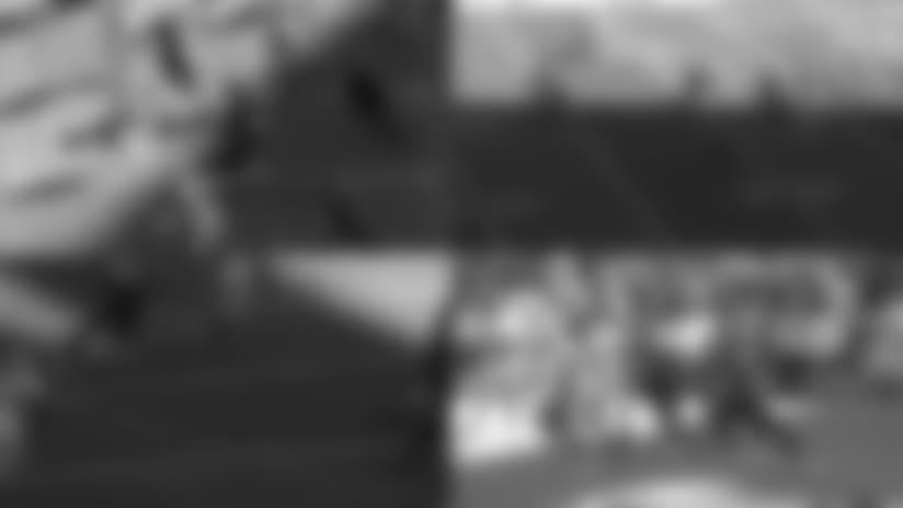 Eye of the Hawk - Bobby Wagner Interception of a Blaine Gabbert Pass