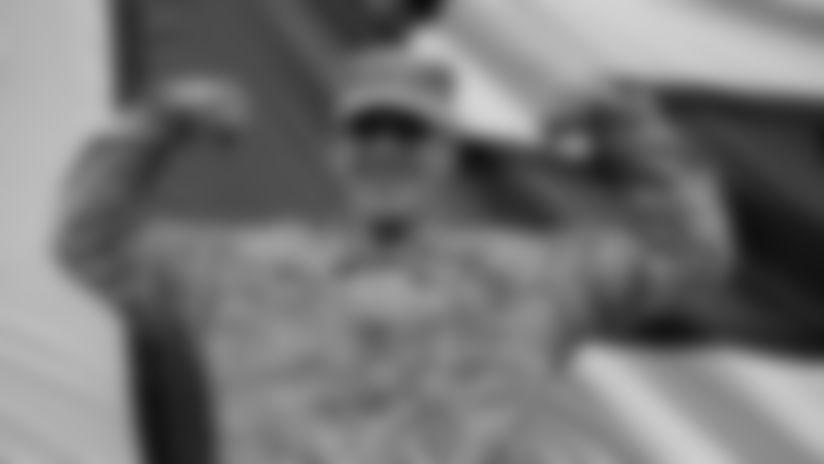 #SaluteToService Profile: Major Scott Smiley
