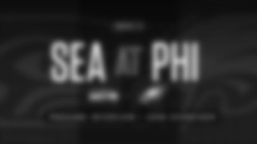 2019 Week 12: John Schneider Pregame Interview at Eagles