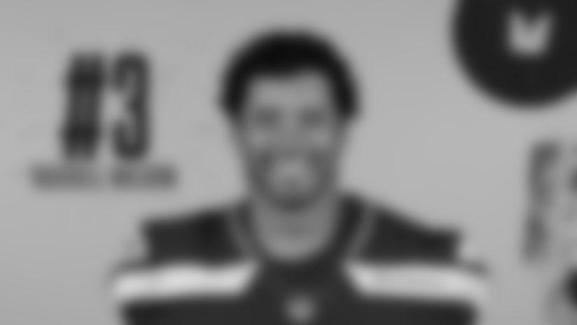 #3 - Russell Wilson, QB