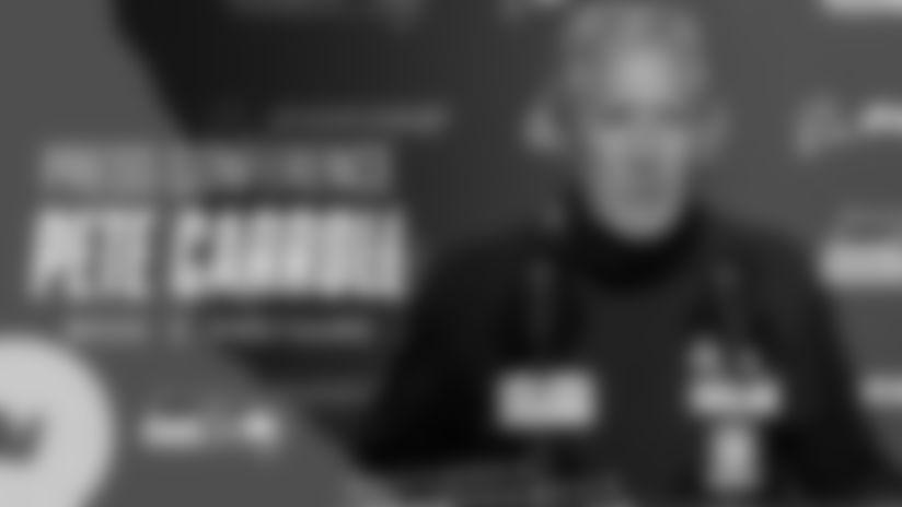 Pete Carroll Week 2 Postgame 2020 Press Conference vs Patriots