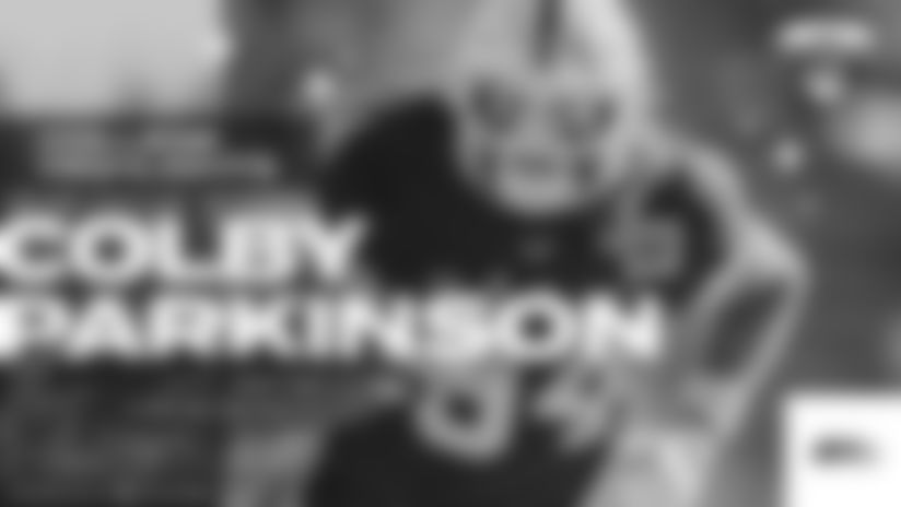 Seattle Tight End Colby Parkinson College Highlights