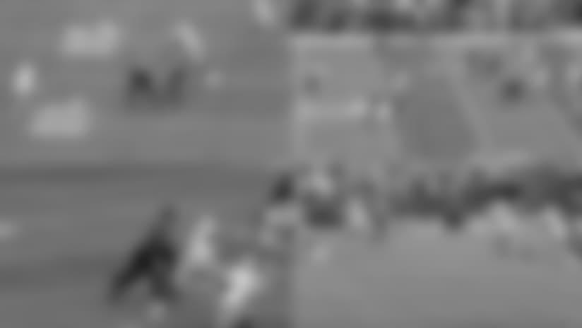 Eye of the Hawk - Bobby Wagner Intercepts Brian Hoyer