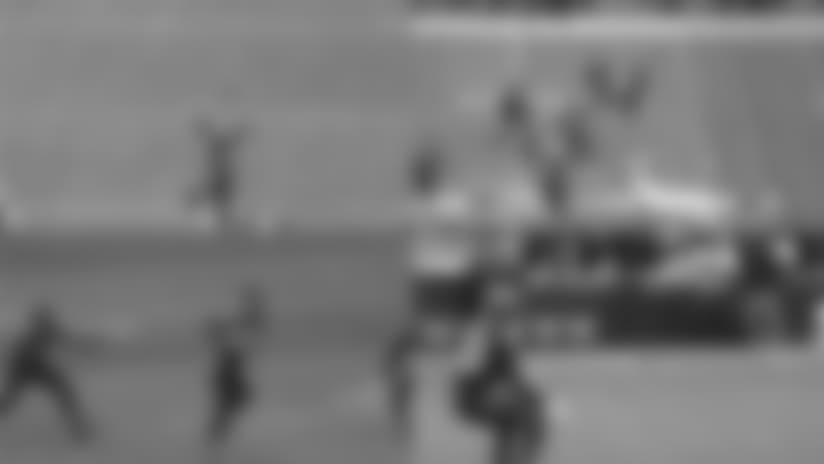 Eye of the Hawk - Earl Thomas' Fourth Quarter Interception of Matt Ryan