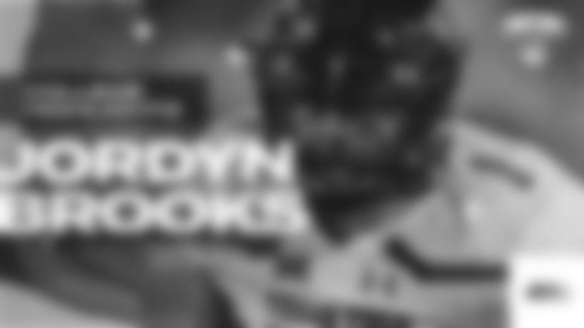 Seahawks Linebacker Jordyn Brooks College Highlights