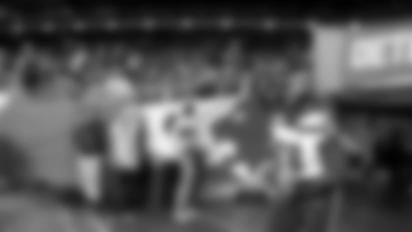 Seahawks Saturday Night - D.J. Fluker Mic'd Up (Part 2)
