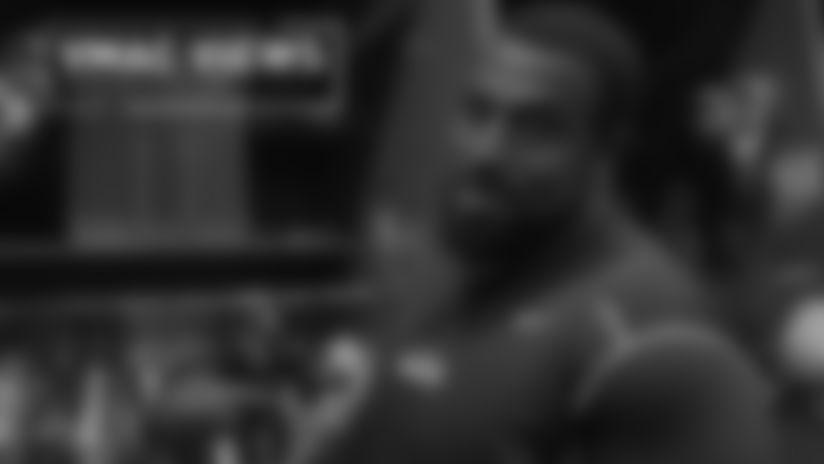 VMAC Views: Duane Brown's Locker