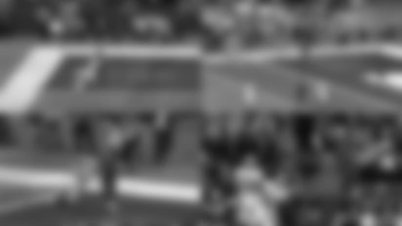Eye of the Hawk - Russell Wilson 27-Yard Touchdown Pass to Tyler Lockett