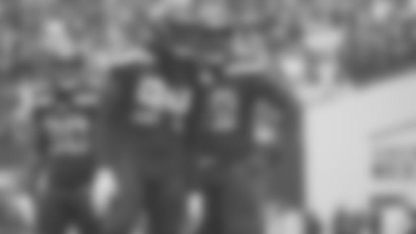 Ziggy Ansah & Quinton Jefferson Active; Rashaad Penny Inactive For Seahawks at Cardinals