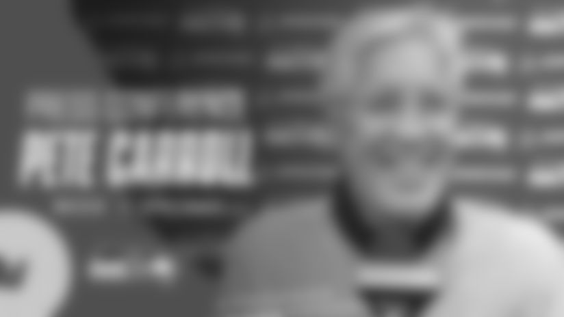 Pete Carroll 2020 Week 1 Friday Press Conference