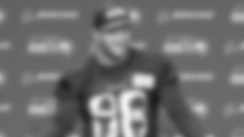 Will Dissly Seahawks 2019 Week 3 Press Conference