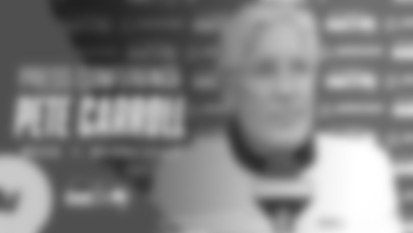 Pete Carroll 2020 Week 1 Wednesday Press Conference