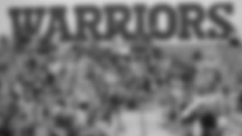 12 Tour: Almira Coulee Hartline High School Football Team Celebration