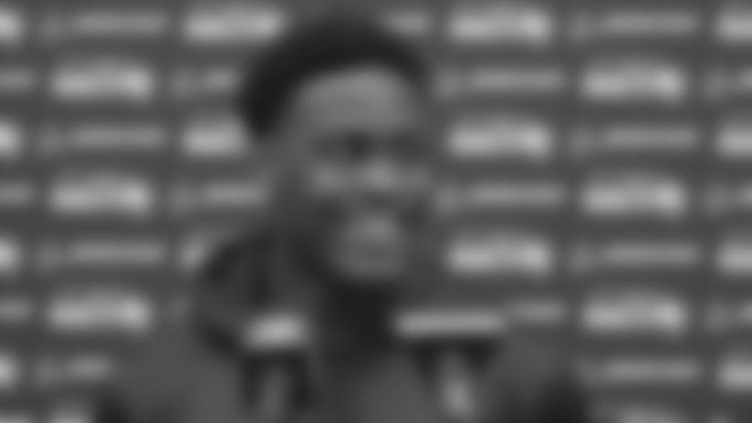 Ugo Amadi Seahawks 2019 Week 12 Press Conference