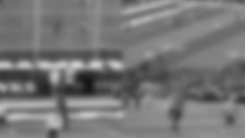 Eye of the Hawk - Luke Willson 26-Yard Touchdown Catch