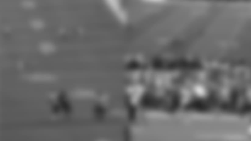 Eye of the Hawk - Russell Wilson 31-Yard Pass to Tyler Lockett