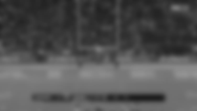 Sebastian Janikowski Hits 44-Yard Field Goal