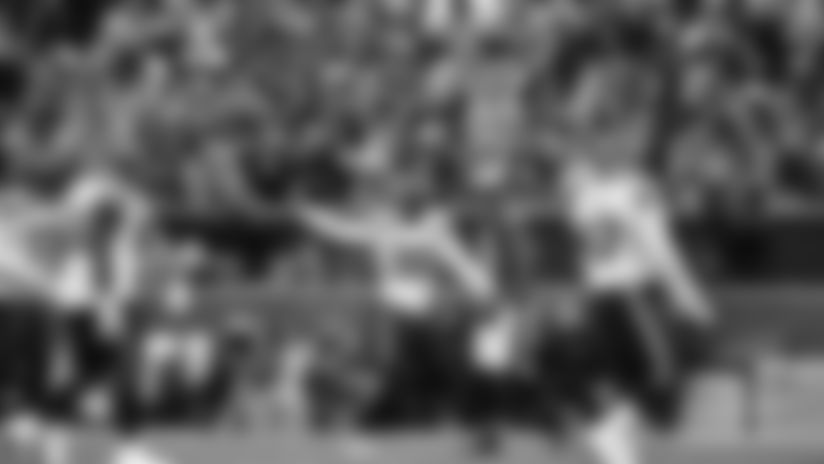 2019 Week 12: Bradley McDougald Intercepts Wentz