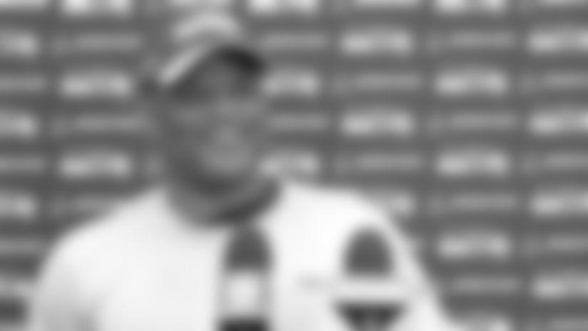 Ken Norton Jr. Seahawks 2019 Week 5 Press Conference