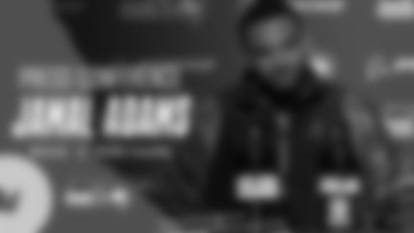 Jamal Adams Week 2 Postgame 2020 Press Conference vs Patriots