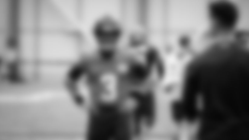 Seahawks 2019 Wild Card: Thursday Practice