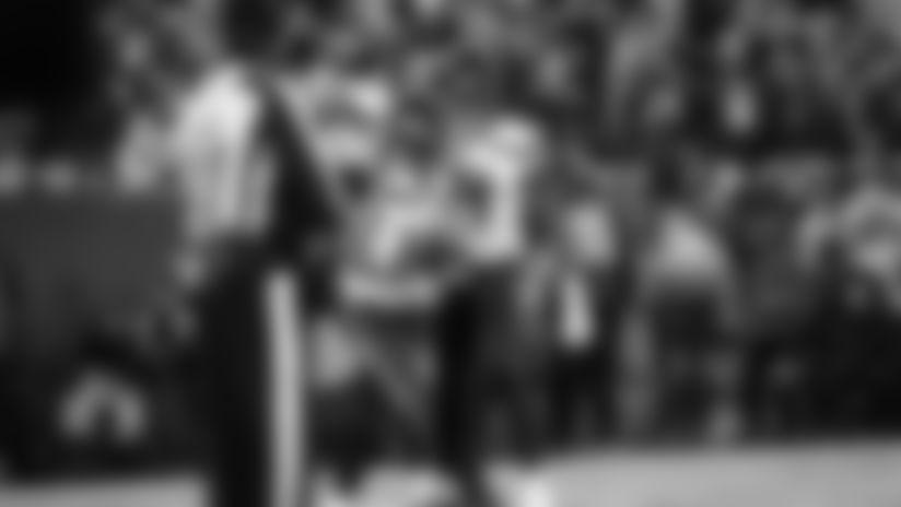2019 Divisional: Scrambling Wilson Finds Lockett For 7-Yard Touchdown