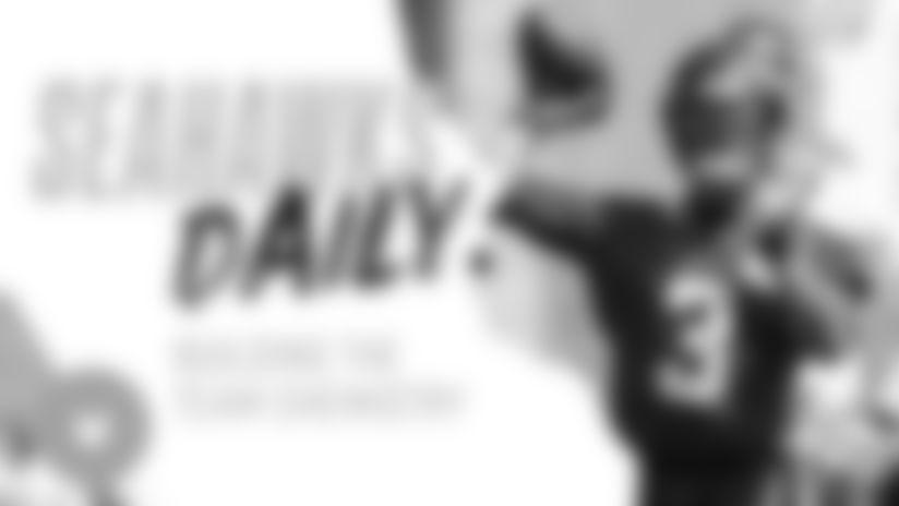 Seahawks Daily: Building the Team Chemistry