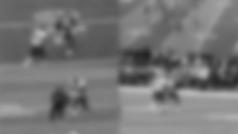 Eye of the Hawk - C.J. Prosise 72-Yard Touchdown Run