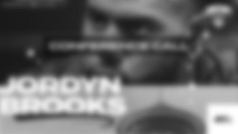 Jordyn Brooks 2020 NFL Draft Conference Call