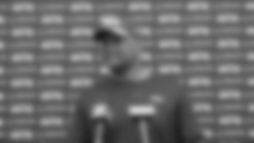 Ken Norton Jr. Seahawks 2019 Week 2 Press Conference