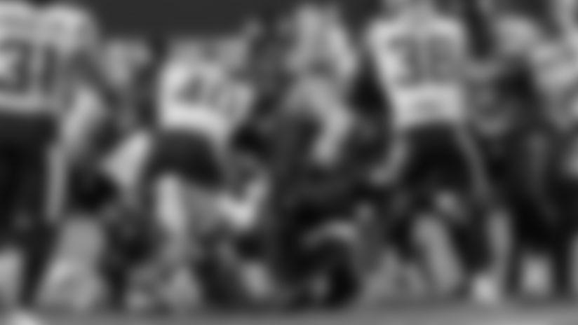 2019 Week 13: Malik Turner Forces Fumble To Seal 'MNF' Win