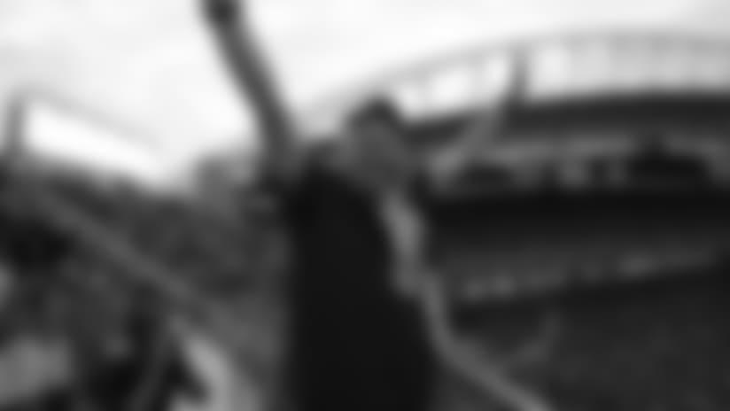 Seahawks 12 Flag Raiser: Mike McClaughry