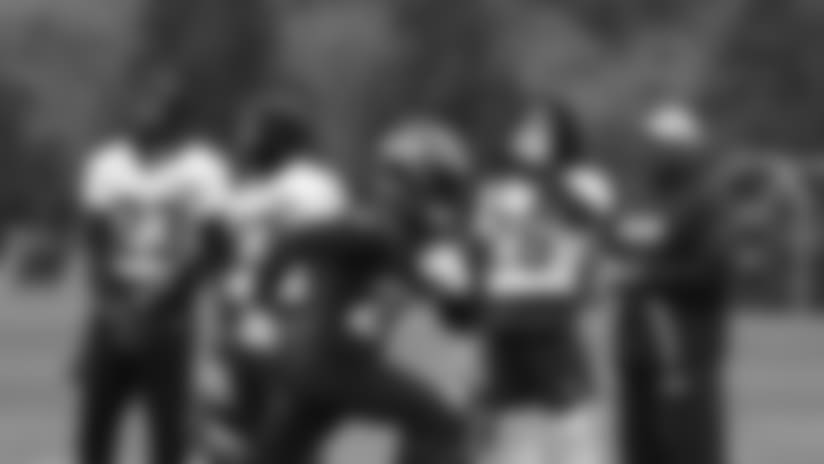 2018 Week 9: Seahawks Wednesday Practice