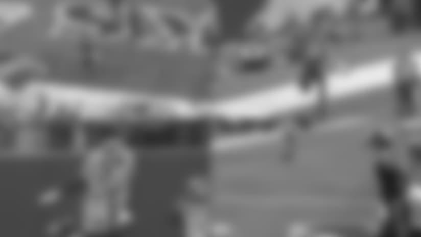 Eye of the Hawk - Jimmy Graham Game Winning Touchdown Catch