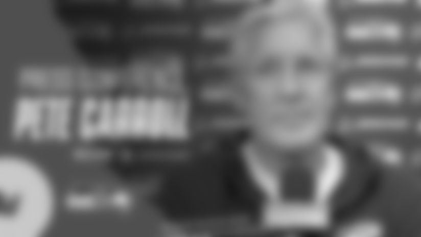 Pete Carroll 2020 Week 2 Wednesday Press Conference