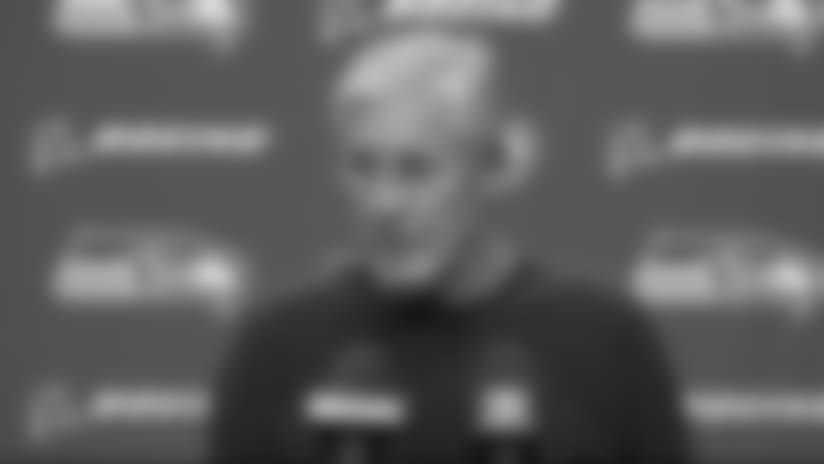 Pete Carroll 2018 Week 11 Monday Press Conference