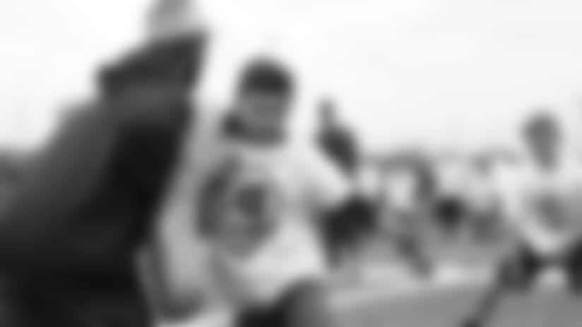 12 Tour: Gatorade Junior Training Camp in Snohomish
