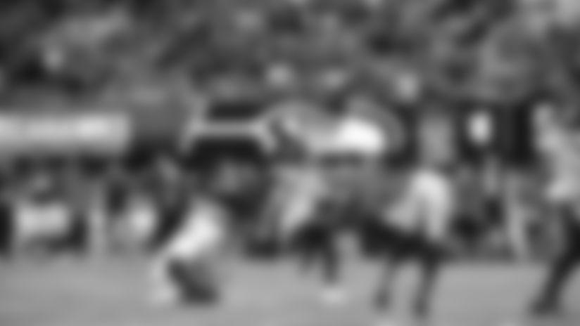 2019 Week 8: Jason Myers Makes 54-Yard Field Goal