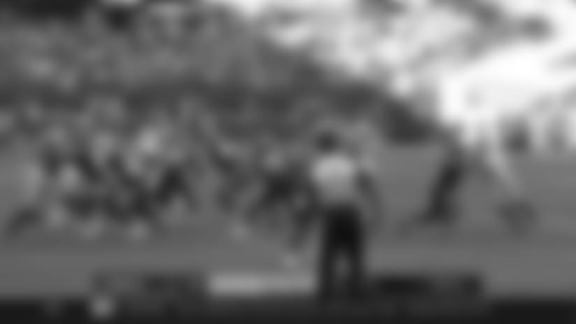 Shaquem Griffin Makes Special Teams Tackle On Tavon Austin
