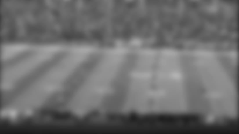Tyler Lockett Breaks Loose On 42-Yard Kick Return