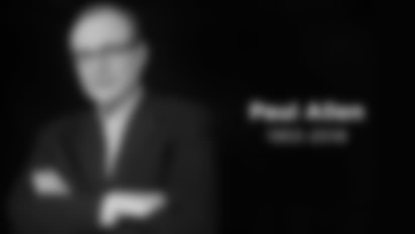 Statement On The Death Of Paul G. Allen