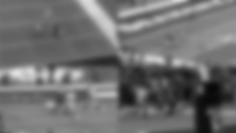 Eye of the Hawk - Jimmy Graham Juggling 36-Yard Reception