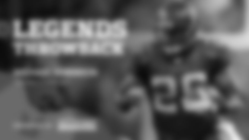 Rewind the tape and watch some of Seahawks Legend Michael Robinson's favorite memories as a member of the Seattle Seahawks. Presented by American Family Insurance.