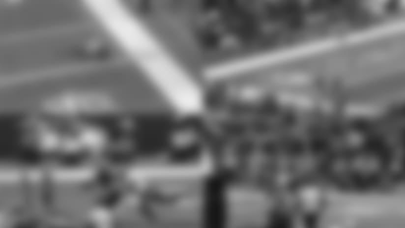 Eye of the Hawk - Doug Baldwin Throwback Touchdown Pass to Russell Wilson