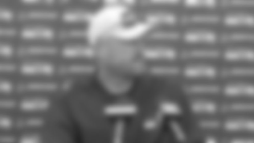 Brian Schneider Seahawks 2019 OTAs Press Conference