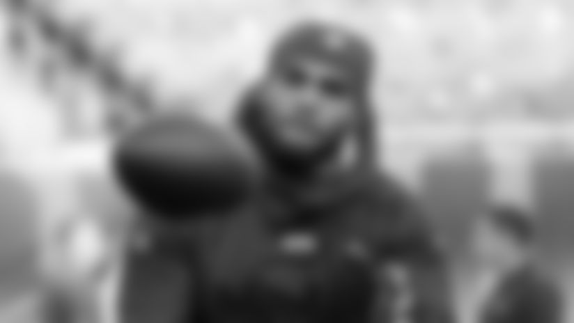The Huddle - Mychal Kendricks On Being A Linebacker