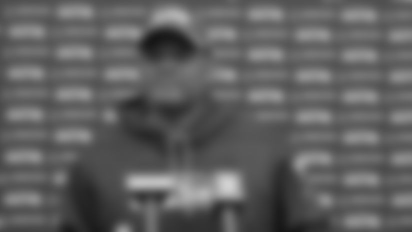 Ken Norton Jr. Seahawks 2019 Week 10 Press Conference