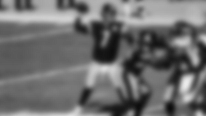 HIGHLIGHTS: Roethlisberger's return to Heinz Field