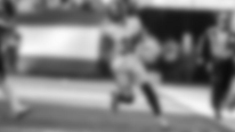 HIGHLIGHT: Samuels takes screen 27 yards