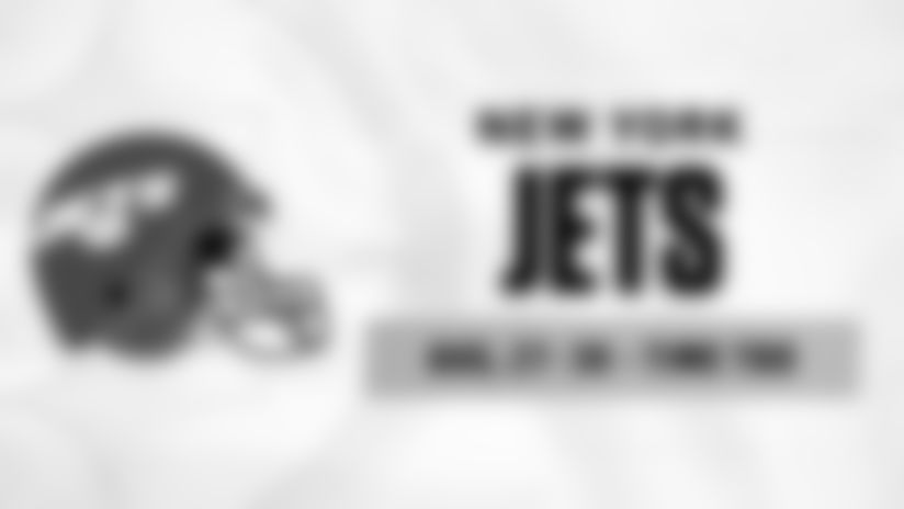2020 Schedule Tray - Preseason Week 3 - New York Jets